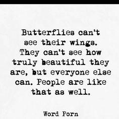 #butterflies #yourebeautiful #yourebeautifultoo #wordporn #ana #anorexic #selfharmmm #anarecovery #bulimia #depression #suicidesilence