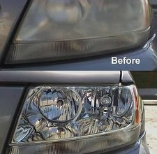 "Do your car headlights look foggy? Sure, they didn't always look like that but have got worn out by dirt and grime over time. Follow this simple how to in order to restore your headlights back to their ""shiney"" status!"