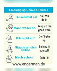 Learn German, Study German, Learn French, Learn English, German Grammar, German Words, English Words, German Language Learning, Learn A New Language