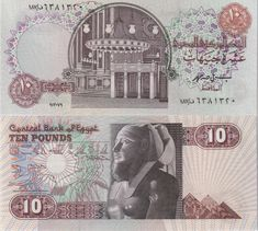 Banknote World maintains the educational website, providing background information and images on thousands of banknotes. Egypt Wallpaper, Egyptian Beauty, Old Money, Old Newspaper, Educational Websites, Ancient Egypt, Vintage World Maps, Things To Come, History