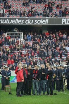 11 janv. 2014 : succès populaire du rugby à l'Allianz Riviera