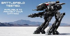 Spoilers! ROBOCOP Is A Transformer In The Remake!