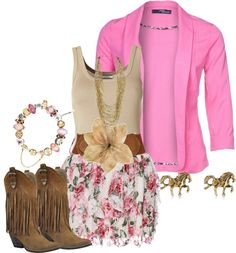"""""""western"""" by southernbell1020 ❤ liked on Polyvore"""