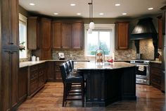 Kitchens - traditional - kitchen  McBurney Junction