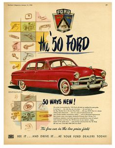 50 Ways New For 1950   Flickr - Photo Sharing❤️