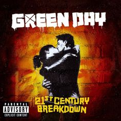 "Nombre: ""21 st Century Breakdown"" de ""Green Day"", año 2009."