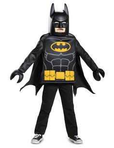 LEGO Superheroes BATMAN Minifigure Navy dark blue outfit mask Jet Pack lot