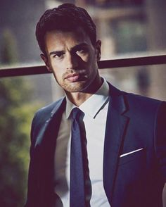 Theo James for Hugo Boss 'The Scent'