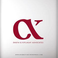 Logo for Okoth and Kiplagat Associates. A big law firm in Nairobi
