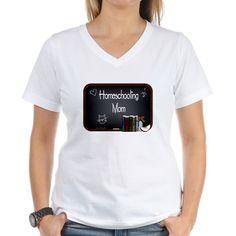 63489e9fd Homeschooling Mom Shirt on CafePress.com Olivia Pope, Clothes Line, Mom  Shirts,
