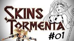 Skins Tormenta #01