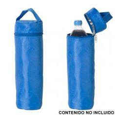 Nevera Bolsa Termica    2 litros  Azul Water Bottle, Drinks, School, Pasta, Bags, Wine Racks, Ideas, Greek, Craft