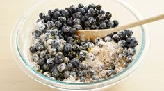 Serving a crowd? Treat your guests to this easy, delicious blueberry slab pie.