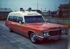 Talleyville Fire Company. Delaware - Ambulance A-25 (1969 Cadillac/Miller Meteor) | Flickr - Photo Sharing!