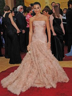 ペネロペ・クルス in Versace(2007)