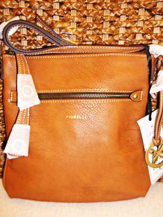 Fiorelli Tan Ted Crossbody Bag Bnwt