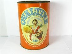 Ovaltine - we used to have this to help us sleep, especially if we'd been poorly '~). Does Ovaltine Help You Sleep 1970s Childhood, My Childhood Memories, Sleep Drink, Ovaltine, Vintage Tins, Teenage Years, My Memory, Best Day Ever, The Good Old Days