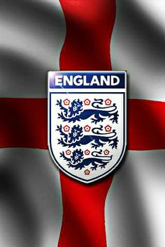 England National Football Team, England Football, England Flag Wallpaper, England Badge, English National Team, England Clothing, St George Flag, Millwall Fc, Leeds United Football