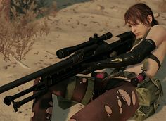Metal Gear Solid Quiet, Metal Gear Solid Series, Metal Gear Games, Metal Gear Rising, Mgs V, Kojima Productions, Game Character Design, 3d Painting, Black Ops