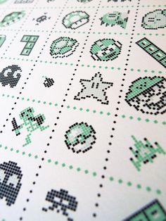 Press Start: 1988′s Old School Video Game Art Show