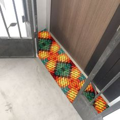 LA31 Floor Sticker Decal for HDB, Condo, Landed Property, Singapore Homes, Houses, www.LA31.store  Creative Colourful Graphics Entrance Floor Art ON SALE NOW ONLY @ www.LA31.store  Fill your home with our arts by LA31. Enquire us now! Available for overseas delivery.  #LA31 #LamedAleph31 #Singapore #Singaporeproperty #singaporearts #singaporestickers #singaporehomes #singaporehomedecor #singaporean #singaporecouples #singaporefamilies #family #hdb #executivecondominium #condominium