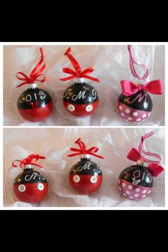 15 disney christmas decorations for a more magical holiday mickey mouse and minnie mouse ornaments solutioingenieria Gallery
