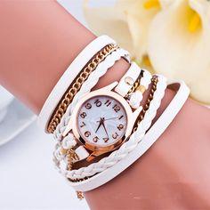 Lowest price Hot Women Dress leather strap Quartz WristWatches Ladies Reloj Mujer Children Bracelet Drill diamond strap watches♦️ B E S T Online Marketplace - SaleVenue ♦️ http://www.salevenue.co.uk/products/lowest-price-hot-women-dress-leather-strap-