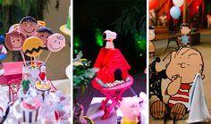Há alguns dias, postei no instagram do MdM (@macetesdemae) a foto de uma festa com tema Snoopy e muitas pessoas curtiram, então decidi fazer um post aqui no blog para mostrar todos os detalhes dessa linda comemoração.  Na verdade, essa festinha foi para celebrar o primeiro aninho do Antonio, que f