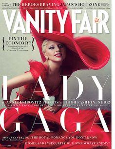American Society of Magazine Editors - best magazine cover contest - Vanity Fair - January 2012