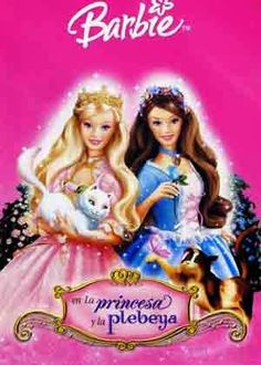 Poster de la pelicula Barbie en la princesa y la plebeya (2004)