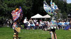 National Aboriginal Day Celebration at Trout lake June 21, 2017 Vancouver, BC @githayetsk performance.