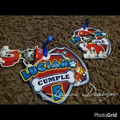 Invitación Paw Patrol Paw Patrol Party, Paw Patrol Birthday, 5th Birthday, Birthday Parties, Cumple Paw Patrol, Puppy Party, Ideas Para Fiestas, Fiesta Party, Some Ideas