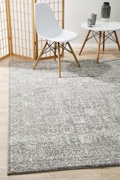 View Rug Culture Homage Grey Transitional Flooring Rugs Area Carpet at Swan Street Sales. Shop online or visit our store for the largest range of Floor Rugs at the best prices. Transitional Living Rooms, Transitional Kitchen, Transitional Decor, Melbourne, Sydney, Fade Styles, Change Your Life, Small Rugs, Living Room Kitchen