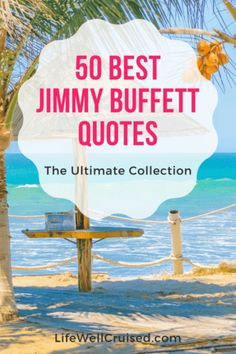 50 Best Jimmy Buffett Quotes - the ultimate collection Best Cruise, Cruise Port, Cruise Tips, Cruise Travel, Cruise Vacation, Jimmy Buffet Quotes, Cruise Ship Reviews, Permanent Vacation, Jimmy Buffett