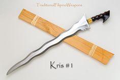 Filipino Kris Sword #1