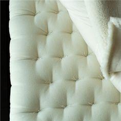 "Premium Eco-wool 5"" Mattress (491563784), Mattress Toppers, Organic Pillows & More | bambeco"