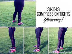 Check out todays post for a chance to win a pair of SKINS Compression Tights!