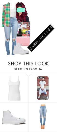 """""""Happy Friday Polyvore"""" by jasmine1164 ❤ liked on Polyvore featuring moda, Intimissimi, Converse, Polo Ralph Lauren, women's clothing, women's fashion, women, female, woman i misses"""