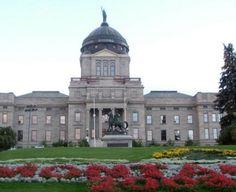 Helena, MT capitol building