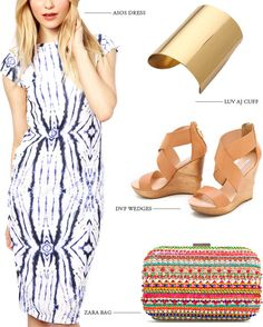 ASK SARAH: WHAT TO WEAR TO A WEDDING IN BALI? via A House in the Hills