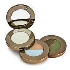 Jane Iredale Eye Steppes Skin Care Makeup Review