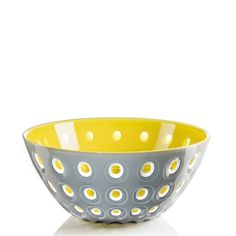 Bildergebnis für salatschüssel guzzini Decorative Bowls, Tableware, Kitchen, Home Decor, Grey Yellow, Dishes, Photo Illustration, Cuisine, Homemade Home Decor