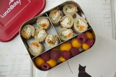 Weelicious Lunches: Sushi Sandwiches