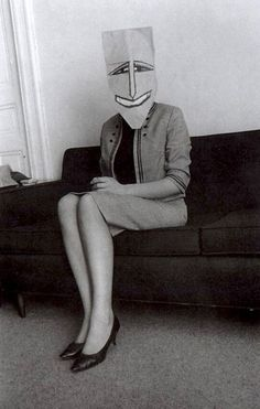 Saul Steinberg  (...in true fashion...LOVE him!)