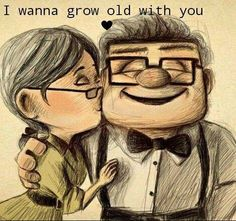 The sad reality is that, not many relationships will get to this stage but i do pray and hope that many of you guys will actually experience the honor of saying that you have been married for 40+ years. Its a honorable thing to remain faithful to only ONE person all your life.