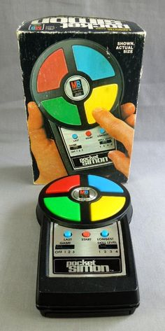 1980s Electronic Games