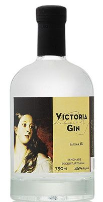 Victoria Gin from British-Columbia, Canada www.victoriaspiri...