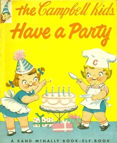 The Campbell Kids Have a Party 1954