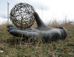 Barbed Wire Tumbleweed