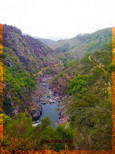 A  caminho da barragem